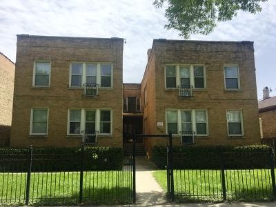 Condo/Townhouse New: 3733 North St Louis Avenue #1F
