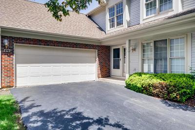 Schaumburg Single Family Home New: 278 Spring Creek Circle