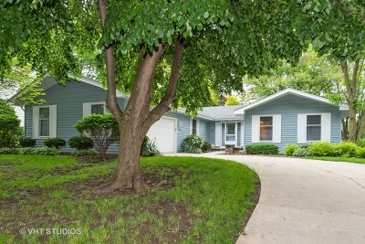 Du Page County Single Family Home For Sale: 1504 Lark Lane