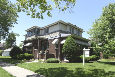 River Forest Single Family Home For Sale: 700 Ashland Avenue