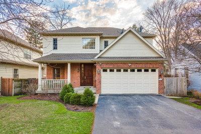 Highland Park Single Family Home For Sale: 16 Sheldon Lane