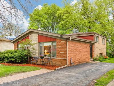 Wilmette Single Family Home For Sale: 622 Leamington Avenue