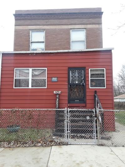 Chicago Multi Family Home New: 7444 South Blackstone Avenue
