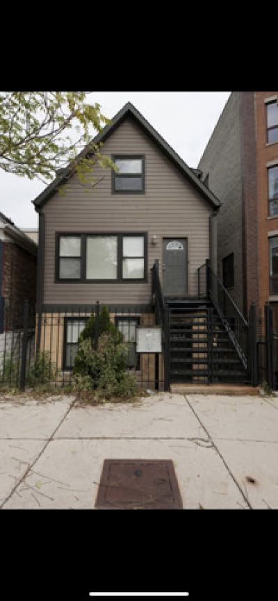 Chicago Multi Family Home New: 1730 West Beach Avenue