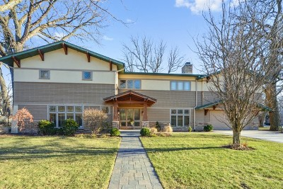 River Forest Single Family Home For Sale: 515 River Oaks Drive
