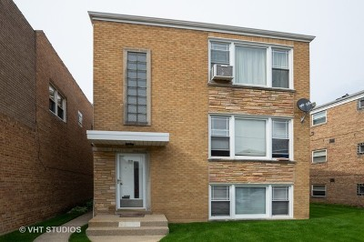 Chicago Multi Family Home New: 5910 West Higgins Avenue
