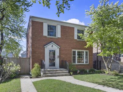 Edison Park Single Family Home For Sale: 7243 West Coyle Avenue