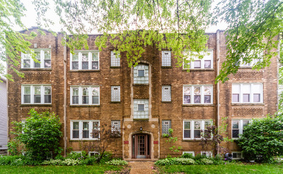 Condo/Townhouse Contingent: 4710 North Kasson Avenue #3