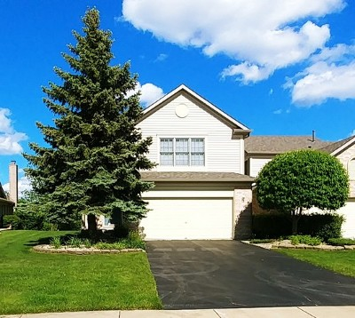 Tinley Park IL Condo/Townhouse New: $264,000