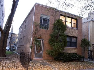 Chicago Multi Family Home New: 6158 North Hoyne Avenue