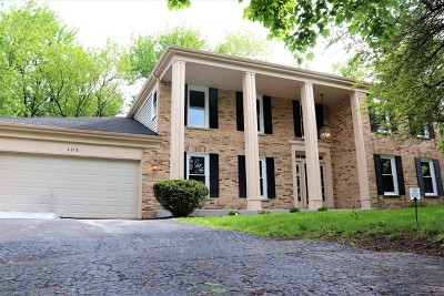 Barrington Single Family Home For Sale: 105 Covington Drive