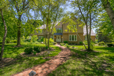 Joliet Single Family Home Price Change: 3620 Timbercrest Drive