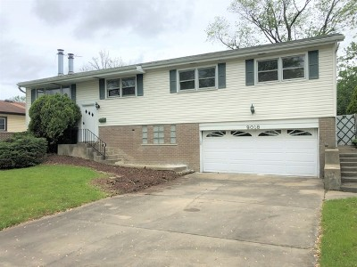 Hickory Hills Single Family Home For Sale: 9018 West 91st Place