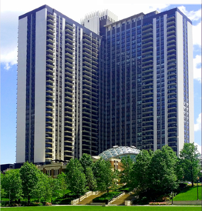 Chicago Condo/Townhouse New: 400 East Randolph Street #2124