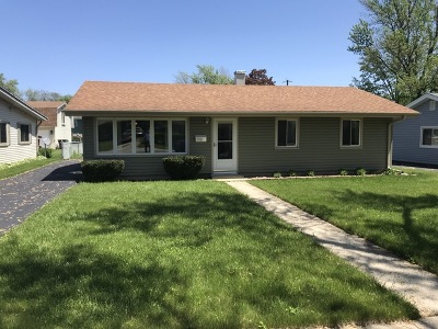 New Lenox, Joliet, Orland Park, Homer Glen, Lockport, Manhattan, Tinley Park, Frankfort, Mokena Single Family Home New: 17421 71st Court