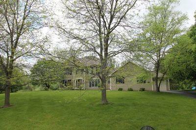 Crystal Lake Single Family Home For Sale: 4001 Acacia Drive
