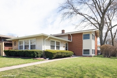 Arlington Heights Single Family Home New: 441 South Forrest Avenue