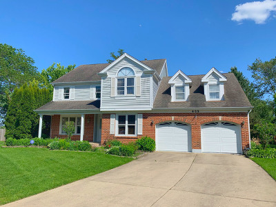 Buffalo Grove Single Family Home New: 409 English Oak Terrace