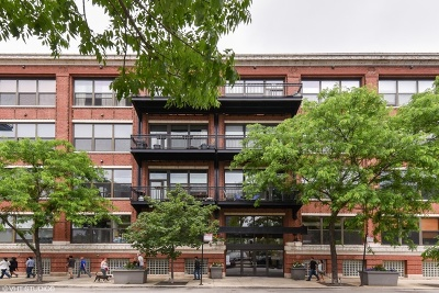 Chicago Condo/Townhouse New: 1040 West Adams Street #241