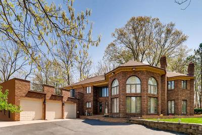 Homer Glen Single Family Home For Sale: 16449 Mackinac Court