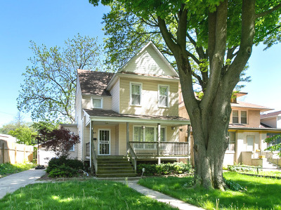 Chicago Single Family Home New: 10943 South Homewood Avenue