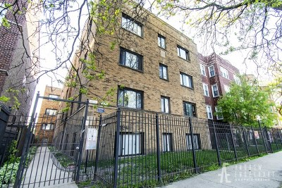 Chicago Condo/Townhouse New: 4946 North Harding Avenue #AA