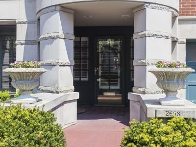 Condo/Townhouse Re-Activated: 2658 North Southport Avenue #E