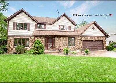 Palatine Single Family Home For Sale: 5915 Prairie Lane