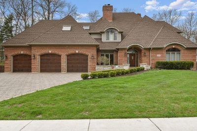 Single Family Home New: 3402 Royal Fox Drive