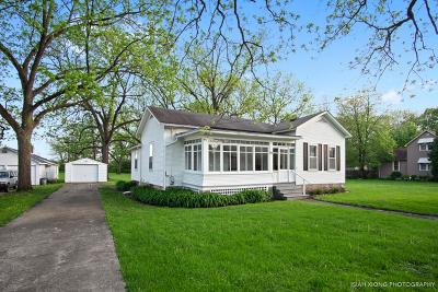 Aurora Single Family Home New: 800 Prairie Street