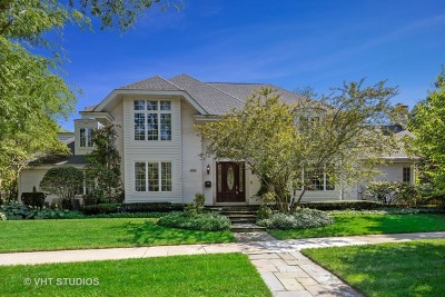 Hinsdale Single Family Home For Sale: 408 West 2nd Street