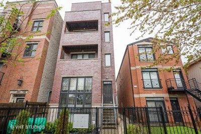 Chicago Condo/Townhouse New: 2117 West Gladys Avenue #1