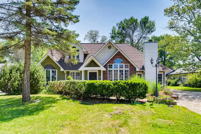 Hinsdale Single Family Home Price Change: 630 Hillside Drive