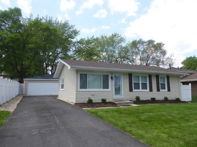 Oak Forest, Orland Hills, Orland Park, Palos Heights, Palos Hills, Palos Park, Tinley Park Rental New: 16810 92nd Avenue