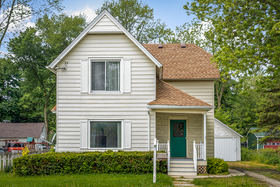 Woodstock Single Family Home For Sale: 621 North Seminary Avenue North