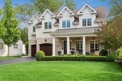 Wilmette Single Family Home For Sale: 2337 Schiller Avenue