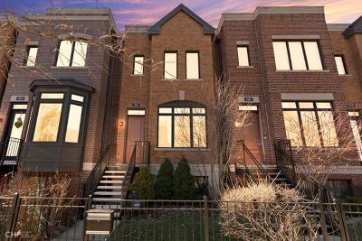 Single Family Home For Sale: 2616 North Paulina Street