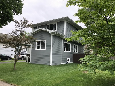 Riverside Single Family Home For Sale: 200 East Burlington Street