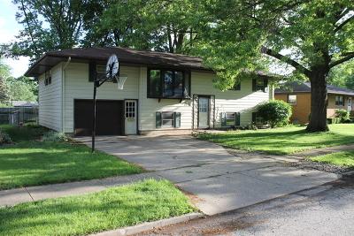 Single Family Home Price Change: 1217 Searle Drive