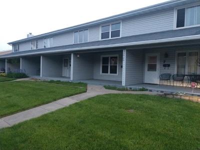 Condo/Townhouse For Sale: 1709 Rockingham Drive #D