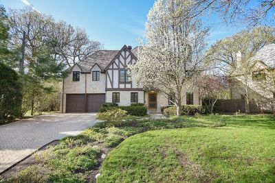 Winnetka Single Family Home For Sale: 231 Winnetka Avenue