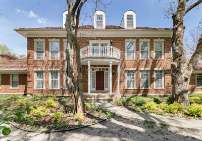 Mundelein Single Family Home For Sale: 26985 North Countryside Lake Drive