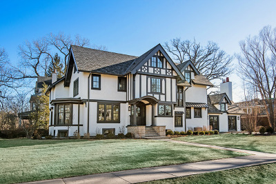 Kenilworth Single Family Home For Sale: 338 Melrose Avenue