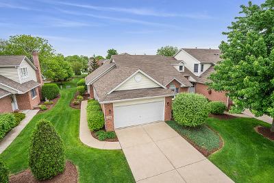 Woodridge Condo/Townhouse For Sale: 2024 Prairie Lane