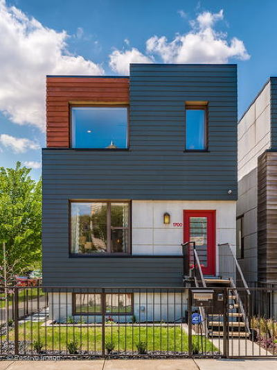 Single Family Home Contingent: 1700 North Whipple Street