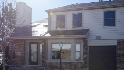 Orland Park Rental For Rent: 9309 Wherry Lane