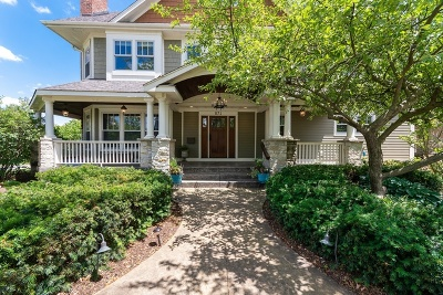 Glen Ellyn Single Family Home For Sale: 871 Smith Street