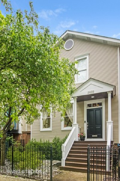 Single Family Home For Sale: 2636 North Dayton Street