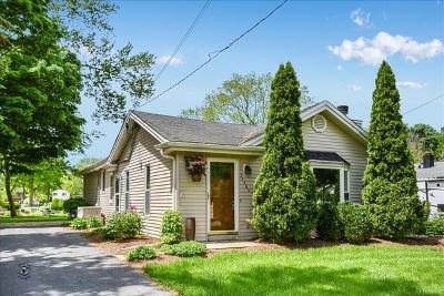 Warrenville Single Family Home For Sale: 3s464 Warren Avenue