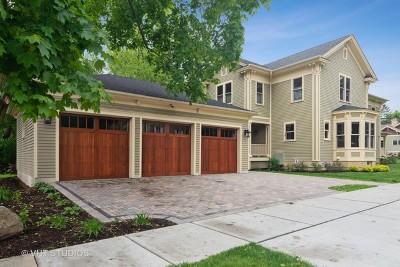 Barrington Single Family Home For Sale: 316 Dundee Avenue